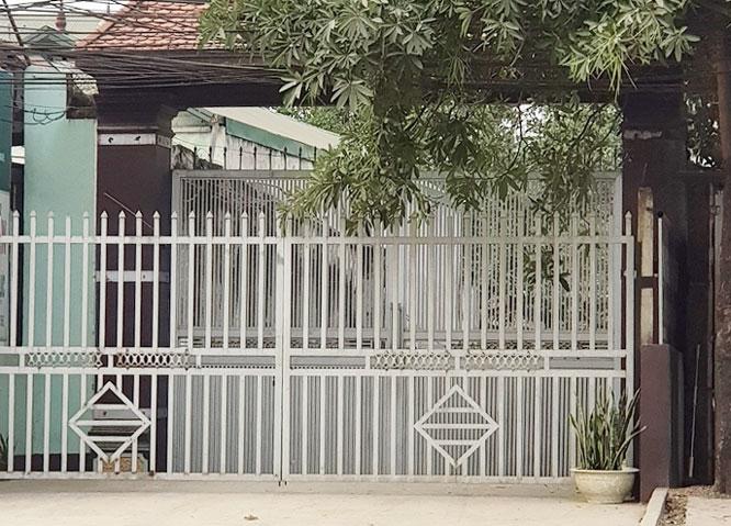 Ngôi nhà nơi xảy ra vụ án mạng