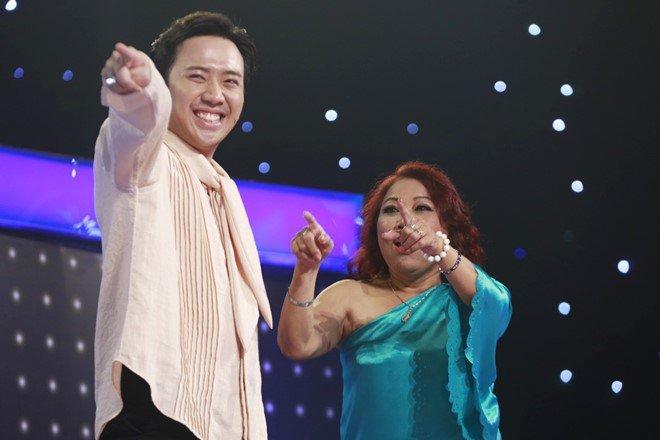 Sau khi tái hợp chồng cũ, Siu Black tái xuất sóng truyền hình làm Trấn Thành mê mẩn - Ảnh 6.