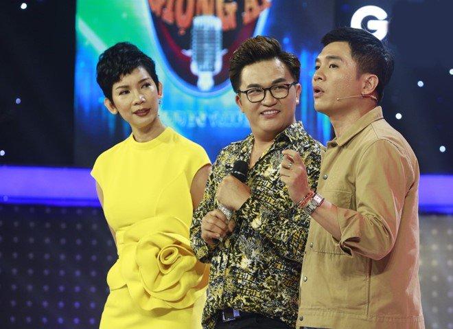 Sau khi tái hợp chồng cũ, Siu Black tái xuất sóng truyền hình làm Trấn Thành mê mẩn - Ảnh 3.