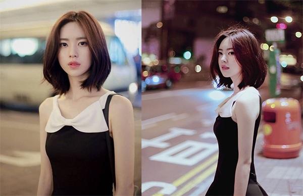 Tóc ngắn layer cho nữ đẹp gọn gàng phù hợp với mọi gương mặt - Ảnh 2.