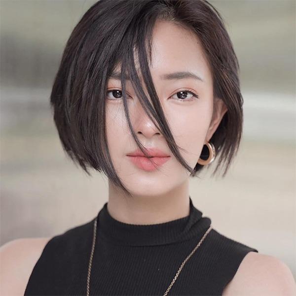 Tóc ngắn layer cho nữ đẹp gọn gàng phù hợp với mọi gương mặt - Ảnh 7.