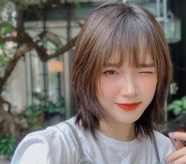 Tóc ngắn layer cho nữ đẹp gọn gàng phù hợp với mọi gương mặt - Ảnh 9.