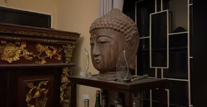 Trầm trồ trước không gian sống tràn ngập tượng Phật của Diva Thanh Lam và mẹ - Ảnh 7.