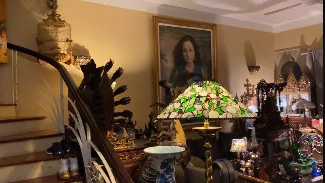 Trầm trồ trước không gian sống tràn ngập tượng Phật của Diva Thanh Lam và mẹ - Ảnh 10.