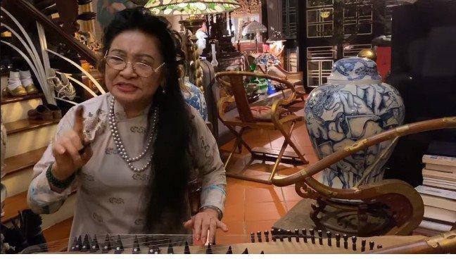 Trầm trồ trước không gian sống tràn ngập tượng Phật của Diva Thanh Lam và mẹ - Ảnh 2.