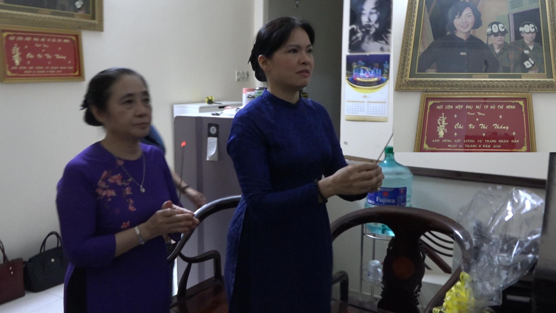 Lãnh đạo Hội LHPN Việt Nam tri ân các lãnh đạo hội tiền nhiệm - Ảnh 1.
