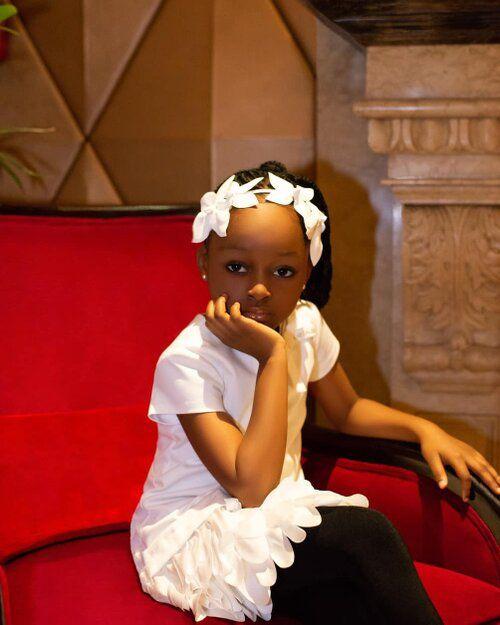 Cuộc sống sang chảnh của cô bé châu Phi đẹp nhất thế giới sau 2 năm nổi tiếng - Ảnh 6.