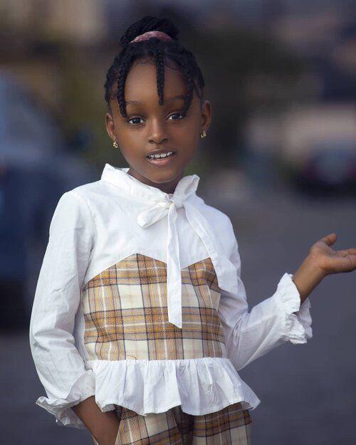 Cuộc sống sang chảnh của cô bé châu Phi đẹp nhất thế giới sau 2 năm nổi tiếng - Ảnh 7.