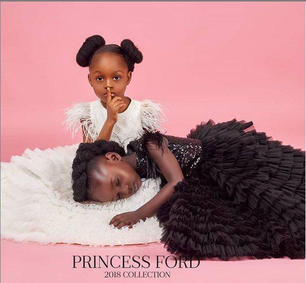 Cuộc sống sang chảnh của cô bé châu Phi đẹp nhất thế giới sau 2 năm nổi tiếng - Ảnh 9.