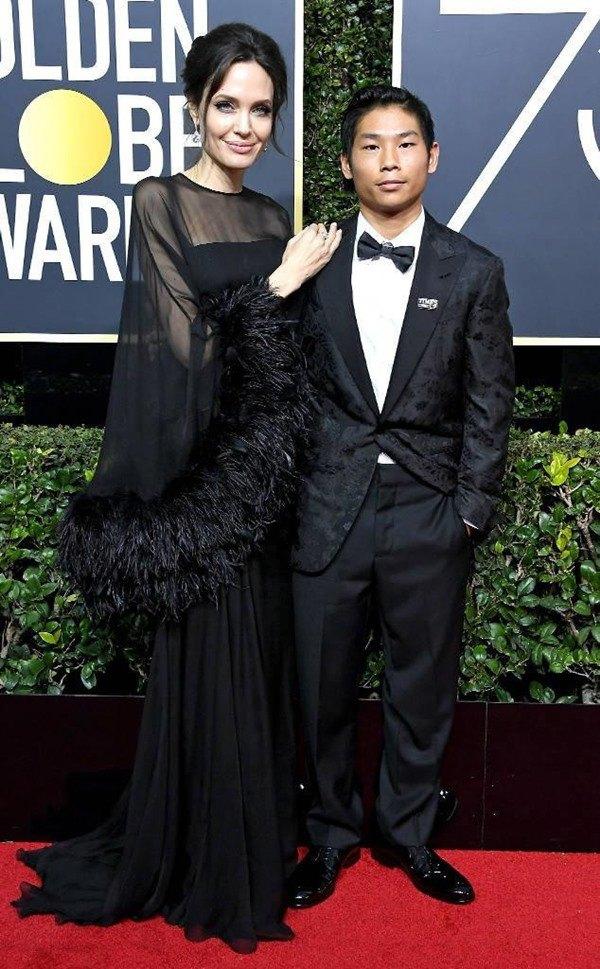 """Không phải con trai gốc Việt Pax Thiên, đứa con này mới được mẹ Angelina Jolie gọi là """"phi thường"""" - Ảnh 2."""