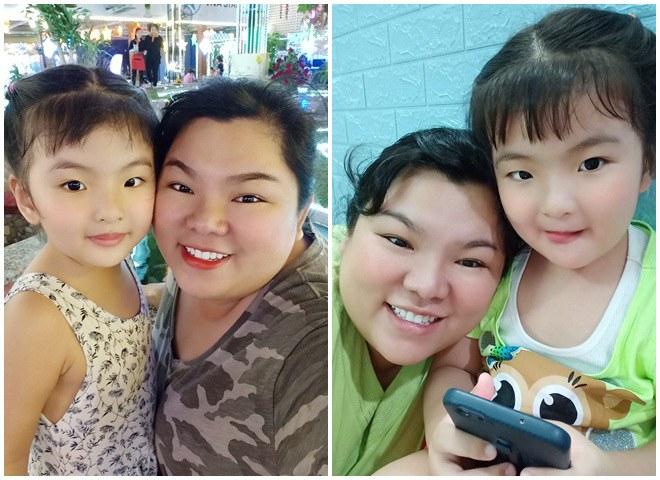 Hậu đám cưới với chồng kém 40kg, 5 năm qua Tuyền Mập vẫn một mình nuôi con, từng muốn li hôn - Ảnh 4.