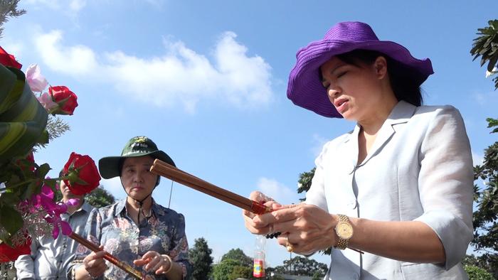 """Nguyên Chủ tịch nước Nguyễn Minh Triết: """"Làm phim về nữ tù chính trị là một cách tri ân sâu sắc"""" - Ảnh 1."""