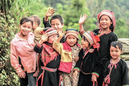 Thành lập BCĐTƯ Chương trình MTQG phát triển KTXH vùng đồng bào dân tộc thiểu số - Ảnh 1.