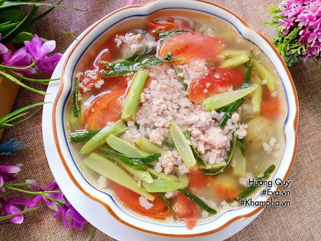 7 món canh chua dễ nấu, nắng nóng đến mấy cả nhà cũng không chán ăn - Ảnh 1.