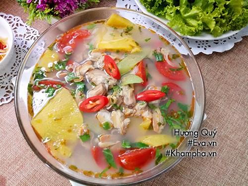 7 món canh chua dễ nấu, nắng nóng đến mấy cả nhà cũng không chán ăn - Ảnh 7.