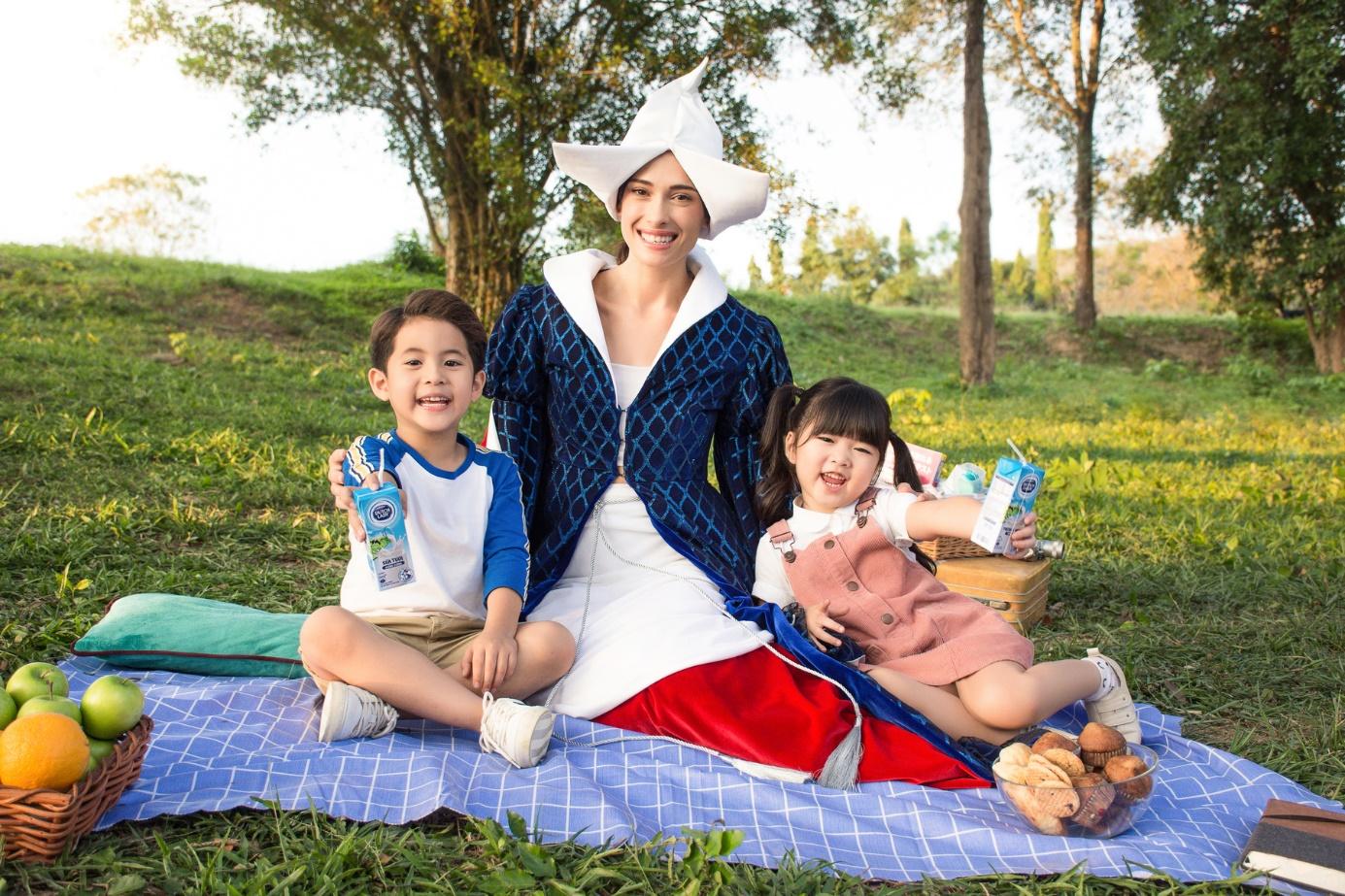 Sữa Cô Gái Hà Lan đầu tư là 55 tỷ đồng vào giáo dục và xây dựng nền tảng dinh dưỡng, thể chất học sinh - Ảnh 2.