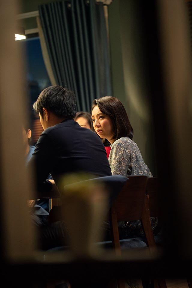 Thu Quỳnh trong phim Tiệc trăng máu được xem là vai diễn đột phá của Thu Trang