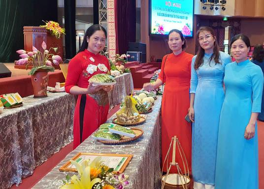 Bắc Ninh: Biểu dương 90 điển hình phụ nữ tiên tiến giai đoạn 2015-2020 - Ảnh 4.