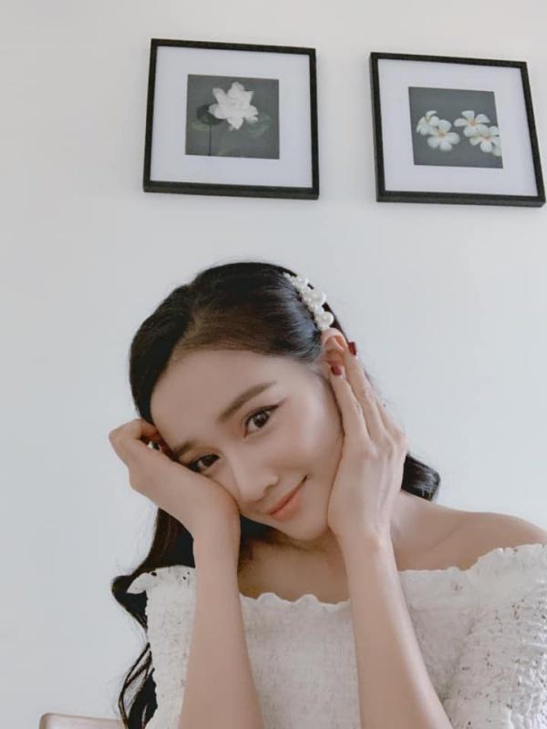 Chẳng cần thẩm mỹ, Nhã Phương có tuyệt chiêu hack tuổi nhờ biết cách chọn kiểu tóc - Ảnh 7.