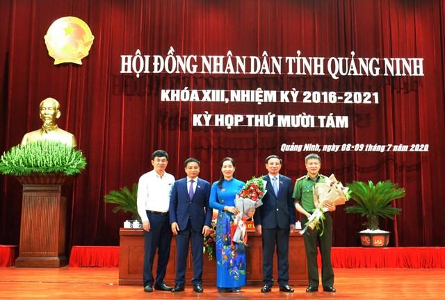 Thủ tướng phê chuẩn kết quả bầu nữ Phó Chủ tịch UBND tỉnh Quảng Ninh - Ảnh 1.