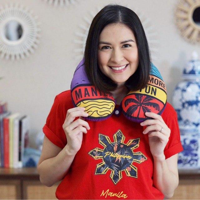 Không hổ danh là mỹ nhân đẹp nhất Philippines, mẹ 2 con Marian đẹp hoàn hảo - Ảnh 7.