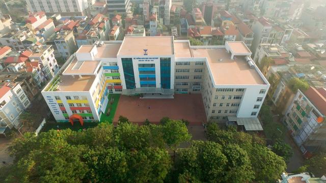 """Cùng """"soi"""" những trường tiểu học giảng dạy theo phương pháp thực nghiệm tại Hà Nội - Ảnh 2."""