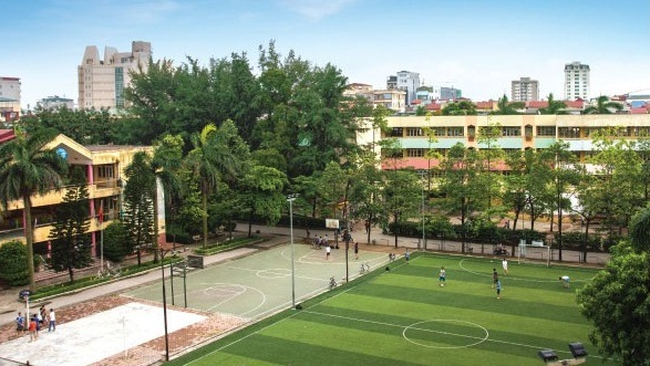 Điểm tên những trường tiểu học giảng dạy theo phương pháp thực nghiệm tại Hà Nội - Ảnh 1.