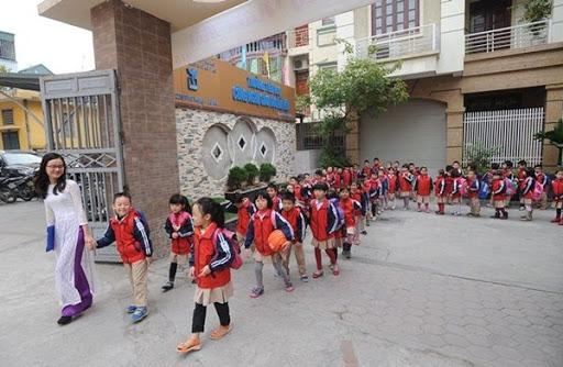 """Cùng """"soi"""" những trường tiểu học giảng dạy theo phương pháp thực nghiệm tại Hà Nội - Ảnh 1."""
