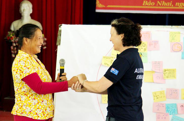 Nữ Phó Đại sứ và mối quan hệ Việt Nam – Australia bền chặt - Ảnh 8.