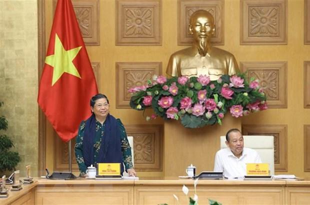 Đại hội toàn quốc các dân tộc thiểu số Việt Nam lần II: Đại biểu nữ chiếm 33,28% - Ảnh 1.