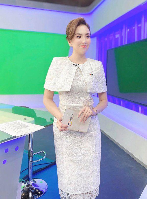 Được Mai Ngọc lăng xê, nay thêm Lâm Vỹ Dạ trưng dụng, kiểu váy nịnh dáng nên mua đây rồi - Ảnh 1.