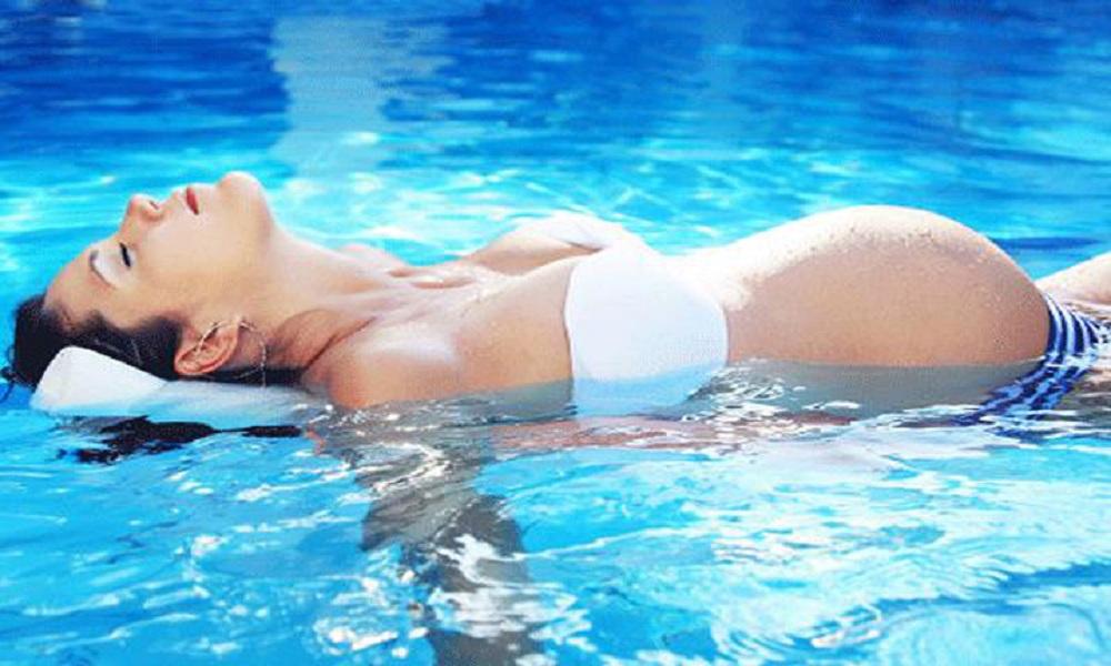 Tác dụng của bơi lội với phụ nữ mang thai - Ảnh 2.