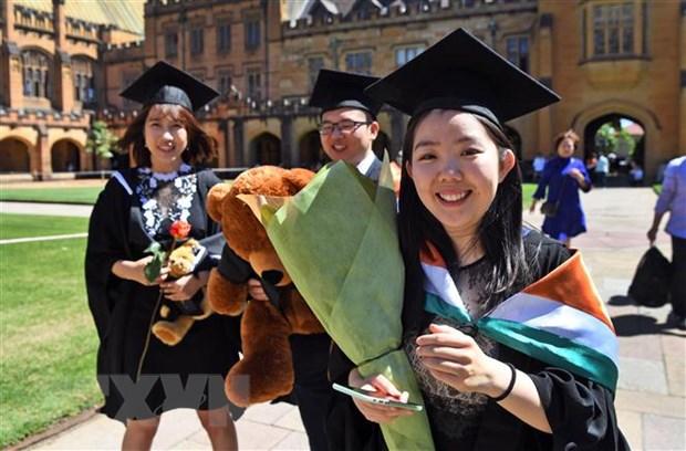 """""""Bong bóng"""" sinh viên quốc tế của đại học Australia đã vỡ - Ảnh 1."""