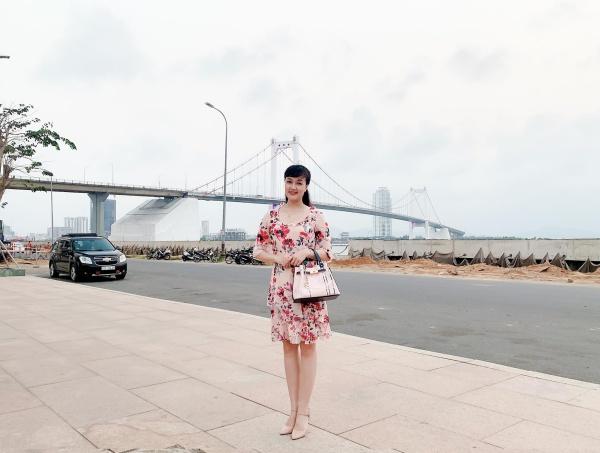 Nghệ sĩ hài Vân Dung: Thi Hoa hậu cùng để cổ vũ chị gái nhưng đậu luôn Top 15 - Ảnh 13.