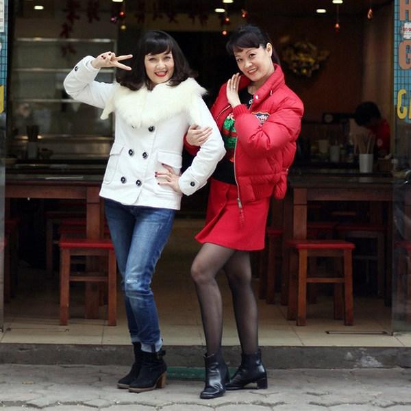 Nghệ sĩ hài Vân Dung: Thi Hoa hậu cùng để cổ vũ chị gái nhưng đậu luôn Top 15 - Ảnh 7.