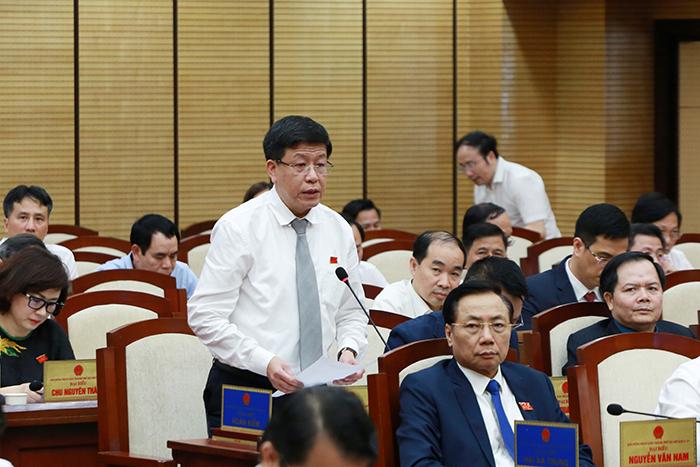 """Chủ tịch Hà Nội: """"Chúng ta đã bỏ lỡ một cơ hội quy hoạch hai bên sông Hồng"""" - Ảnh 1."""