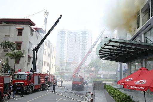19 chung cư Hà Nội vi phạm PCCC, nhiều chung cư chây ỳ không khắc phục - Ảnh 1.