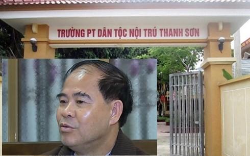 Xét xử phúc thẩm Hiệu trưởng xâm hại hàng loạt học sinh nam ở Phú Thọ - Ảnh 1.