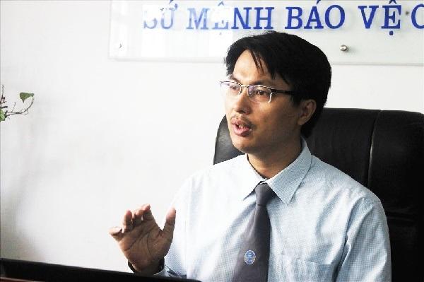 Luật sư Đặng Văn Cường.