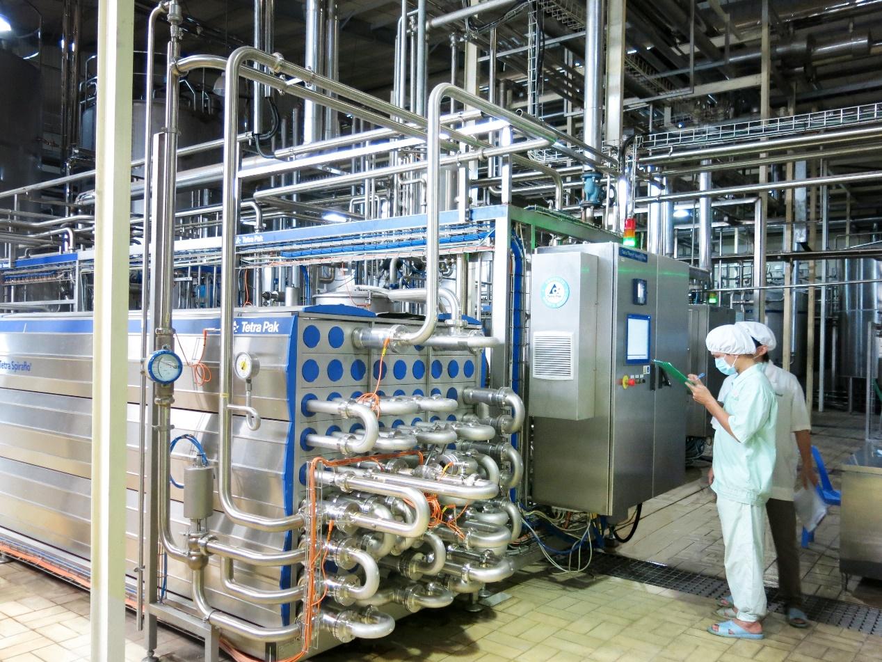 """NutiFood """"xanh"""" hóa nhà máy, phát triển bền vững - Ảnh 2."""