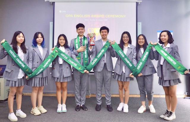 Dự án tái chế lõi ngô của học sinh Việt giành ngôi Vô địch cuộc thi Khởi nghiệp trẻ quốc tế - Ảnh 1.