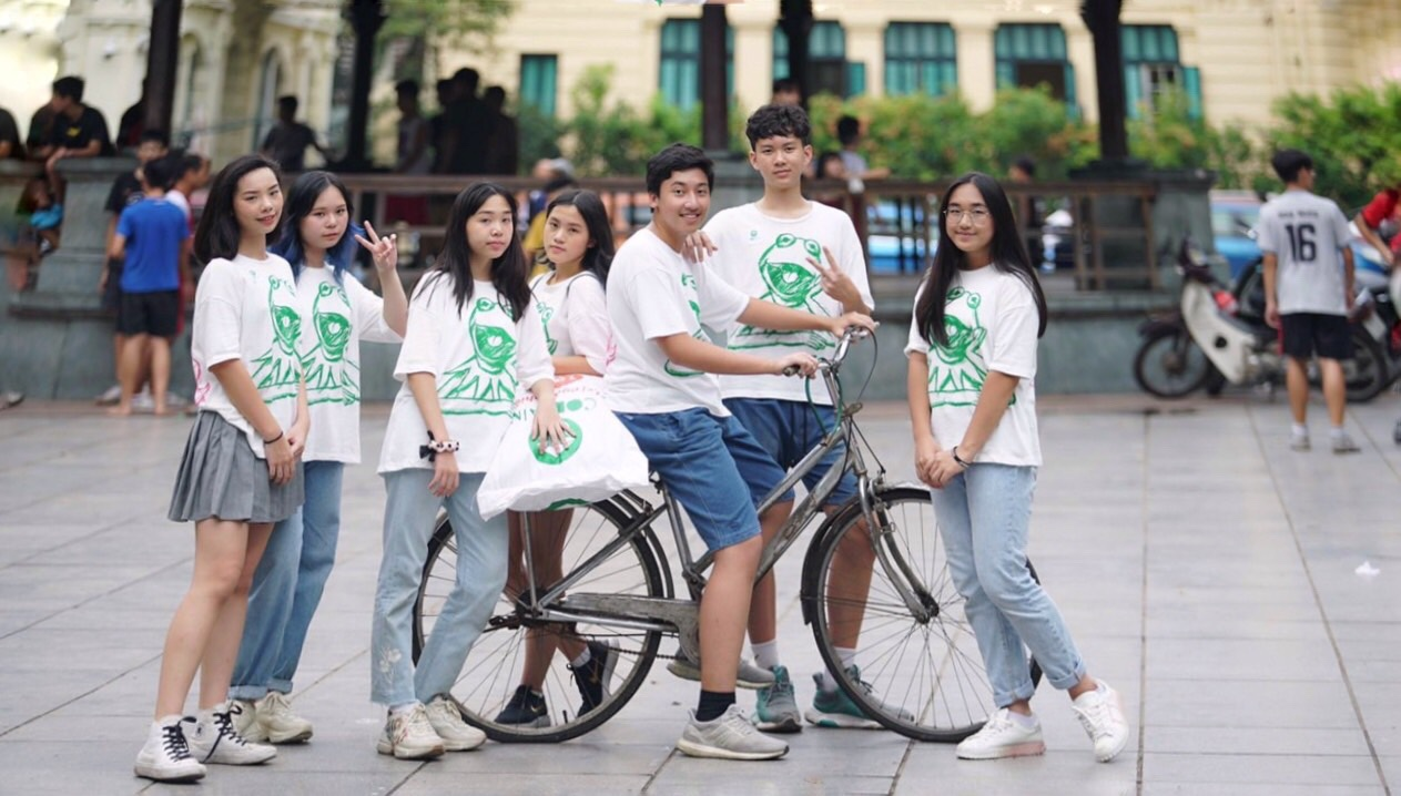 Dự án tái chế lõi ngô của học sinh Việt giành ngôi Vô địch cuộc thi Khởi nghiệp trẻ quốc tế - Ảnh 3.