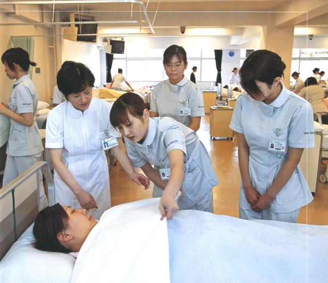 Tuyển 100 chỉ tiêu dành riêng lao động nữ làm thực tập sinh hộ lý tại Nhật Bản - Ảnh 1.
