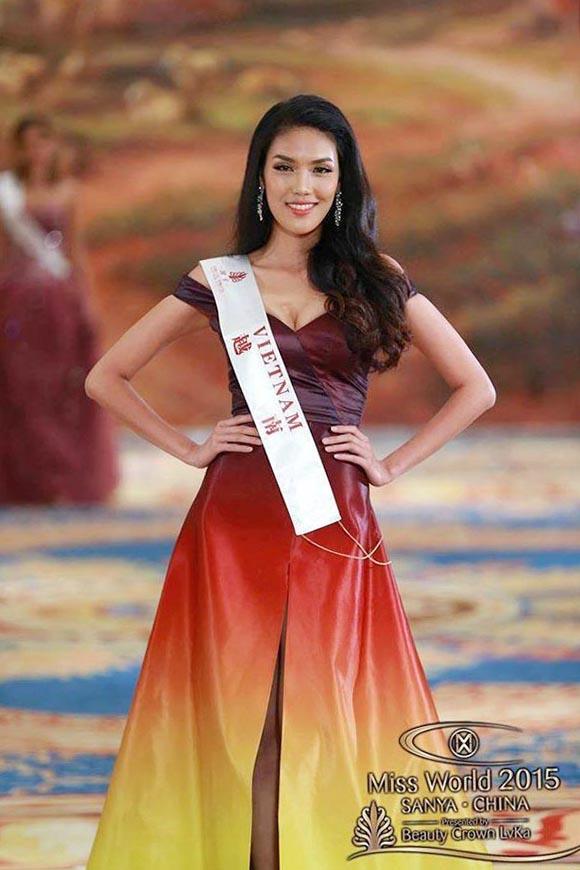 5 cô gái Việt thành công nhất tại các cuộc thi sắc đẹp quốc tế trong thập kỷ qua - Ảnh 9.