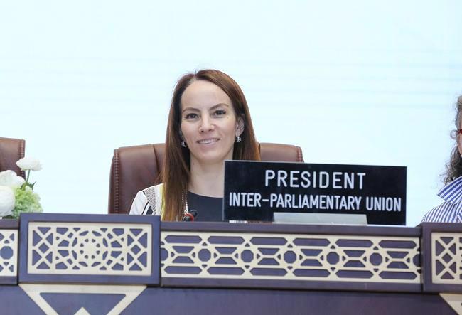 Sự lãnh đạo của phụ nữ tại Quốc hội trong thời Covid-19 và sự phục hồi sau đại dịch - Ảnh 1.