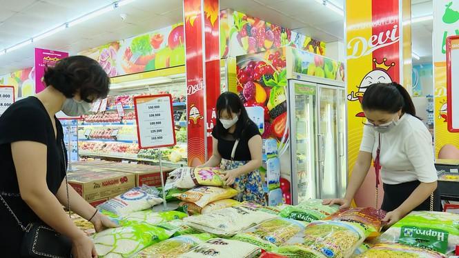 Doanh nghiệp nữ tăng cường kết nối hoàn thiện chuỗi cung ứng hàng Việt - Ảnh 2.