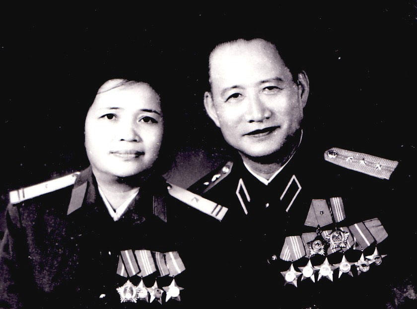 Nữ giải phóng quân kéo cờ trong Lễ Tuyên ngôn Độc lập - Ảnh 4.