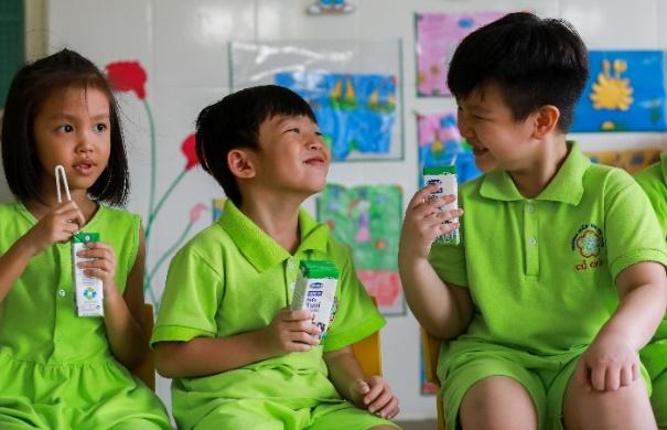 Chương trình Sữa học đường sẵn sàng các phương án ngày tựu trường năm học mới - Ảnh 3.