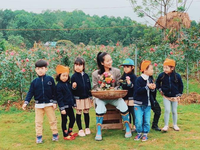 Gieo trồng ước mơ trong trang trại hoa hồng - Ảnh 3.