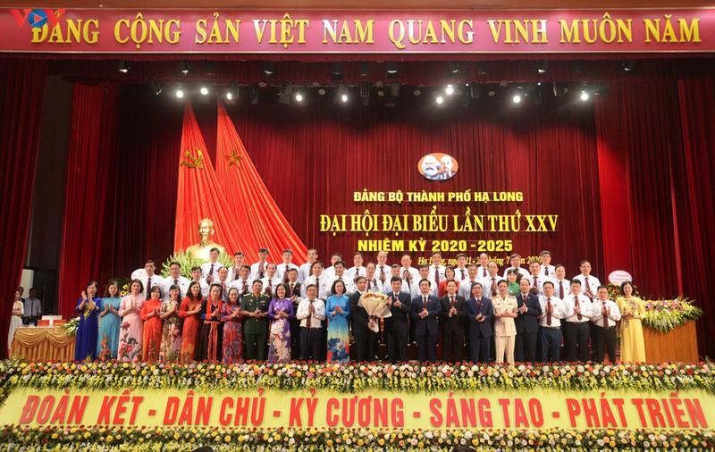"""Đại hội Đảng cấp trên cơ sở ở Quảng Ninh """"cán đích"""" sớm hơn 1 tháng - Ảnh 2."""